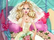 Barbi esküvői szobája