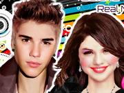 Justin és Selena