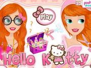 Hello Kitti szalonja