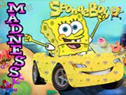 Spongyabob autós versenye