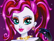 Monster High fodrászat