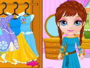Barbi hercegnő kosztümje