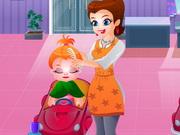 Gyerek fodrászat